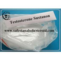 Wholesale Natural Muscle Growth Testosterone Steroid Powder Sustanon CAS 57-85-2 from china suppliers