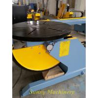 Wholesale Custom VFD Control Weld Positioner / Welding Turntable For Pressure Vessel from china suppliers