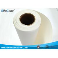 Quality Waterproof Pigment Matte Inkjet Cotton Canvas For Canon HP Epson Plotter for sale