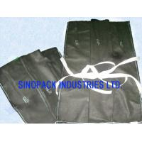 """Wholesale Non-woven PP builder pipeline black Gravel bulk bag suitable for oil pipe 4'' - 6''  - 8'' - 10"""" from china suppliers"""