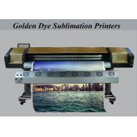 Wholesale Golden Dye Sublimation Printers Heavy Duty  5113 Epson Head CE Certification from china suppliers