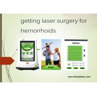 Wholesale Piles Surgery Recovery Laser Treatment Machine For External Hemorrhoids Removal from china suppliers