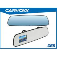 Wholesale Digital Car Rear View Camera System GPS Dual Camera Lens +Rearview Mirror from china suppliers
