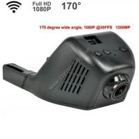Wholesale Full HD 1080P Hidden 170 Degree WIFI Car DVR Camera from china suppliers