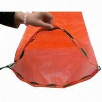 Wholesale drawstring pp tubular mesh bag for onion potato vegetable from china suppliers
