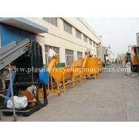 Wholesale Waste PET Bottle Washing Line Plastic Recycling Equipment 380V 50 HZ from china suppliers