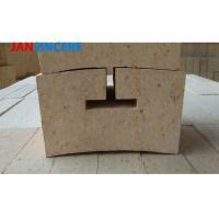 High Alumina Fire Bricks For Pizza Ovens , Diy Fire Brick Low Thermal Expansion