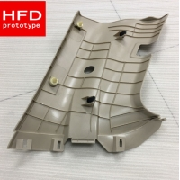 Buy cheap 0.008mm Plastic Prototype Machining from wholesalers