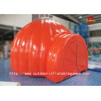 Wholesale Camping PVC Inflatable Clear Tent Bubble Room With Blower / Transparent Tents from china suppliers