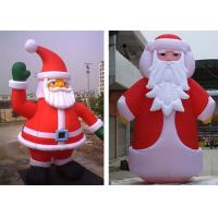 Wholesale Fashionable Oxford Fabric Christmas Inflatable Santa Claus For Decoration from china suppliers