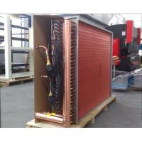 Wholesale Copper Condenser Coil For Industrial Refrigeration Commercial Refrigeration Air Conditioning Heat Pump from china suppliers