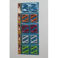 Wholesale Full - color 4pk Table Cloth Clamps , Spring + Plastic Wall Hooks from china suppliers