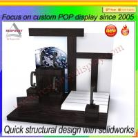 Wholesale Customized desk top wholesale wrist watch display stand from china suppliers