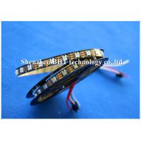 Wholesale DC12V Addressable Rgb Led Strip, Led Rgb Tape Light5050 SMD 3 Led External IC Ws2811 from china suppliers