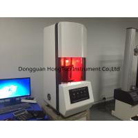Wholesale Computerized Rubber Moving Die Rheometer MDR Test Machine Display resolution 0.1°C from china suppliers