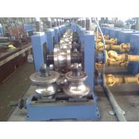 Wholesale High Frequence Straight Seamy Welded Tube Mill , ERW Galvanized Pipe from china suppliers