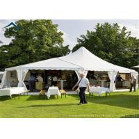 Wholesale White Mixed Party Marquees Tents With Aluminium Width 20m Outdoor Canopy from china suppliers