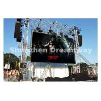 Wholesale Brightness PH10 Outdoor LED Screen 6500 nits with MBI5188 Drive IC from china suppliers