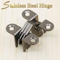 Buy cheap 39*13*17.5 mm Stainless Steel Concealed Hinges / Heavy Duty Concealed Hinges from wholesalers