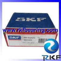 Low operating friction Sweden 1 - 100 mm Self-aligning Ball Bearings SKF 22314E