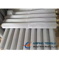 China Twill Weave Stainless Steel Wire Cloth, 200Mesh With 0.0023 & 0.0025 Wire on sale