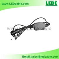 Buy cheap 3 Wires Power Cord for LED Rope Light from wholesalers