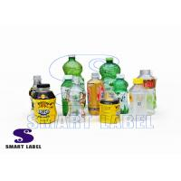 Wholesale Recycle Shrink Wrap PET Bottle Wrap Labels for Energy Drinks / Paints / Detergent from china suppliers