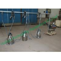 Wholesale Electric Motor Driven Bucket Milking Machine for Milking 3 Cows from china suppliers