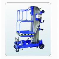 Wholesale Rated Load 125 kg AC 220V / 50HZ Aluminum Alloy Hydraulic Lifting Platform from china suppliers