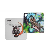 Wholesale 3D Flash Card Lenticular 3d Pictures Animal Design For Kids Gift from china suppliers