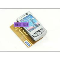 Wholesale Dual sim dual standby double slide quadband TV mobile phone/cellphone Mini n95 8gb HOT ! from china suppliers