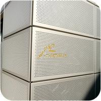 Wholesale Metal perforated sheet for facade and architect Project from china suppliers