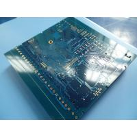 Wholesale 1.6mm Single Trace Impedance Controlled PCB 8 Layer With Blue Solder Mask from china suppliers
