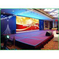 Wholesale P5 Full Color LED Stage Panels LED Video Display Screen For Indoor Party Concert from china suppliers