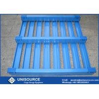 "Wholesale 40"" X 48"" Warehouse Steel Pallet Stackable Metal Pallet Heavy Duty Load With Side from china suppliers"