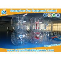Wholesale Inflatable Bubble Ball With 0.7mm TPU  Material Maunfacture from China Factory from china suppliers