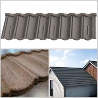 Wholesale Light weight Colored Stone Coated Roof Tiles with Soncap Certificate from china suppliers