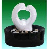 Quality Sweetheart Table Top Water Fountains With CE / GS / TUV / UL Approved for sale