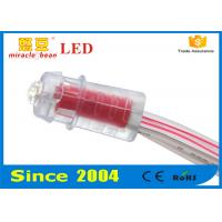 Wholesale Led Pixel Light 9mm 5V CE ROHS waterproof IP67 red single color from china suppliers