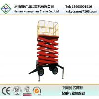 Wholesale Good Quality SJY Type Hydraulic Lifting Platform from china suppliers
