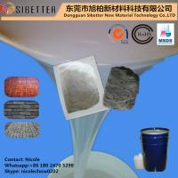 Quality Cheap Price Liquid RTV Raw Materials Silicone Rubber for Concrete Molding for sale