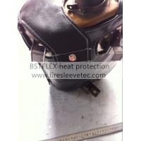 Muffler removable insulation cover