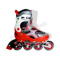 Wholesale 4 Wheel Kids Adjustable Inline Skates or Roller Skates Lasting Toe Cap For Junior Player from china suppliers