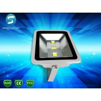Wholesale Aluminum Industrial Flood Lights , White 150 Watt LED Flood Light Noflickering from china suppliers