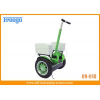 Wholesale Street Advertisement Self Balancing Scooter with Frame , Cargo from china suppliers