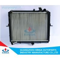 Wholesale High Performance Auto Parts Aluminum Racing Radiator KIA K-SERIE'MT from china suppliers