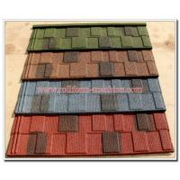 Wholesale Corrugated Stone Coated Steel Roofing Tile Sheet, Cheap Metal Building Materials from china suppliers