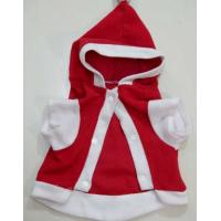 Wholesale Cotton & Polyester Pet Poodles , Teddy christmas clothes , xmas clothes for dogs from china suppliers
