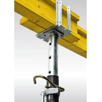 Quality Qualified supplier of adjustable scaffolding prop for slab formwork construction for sale