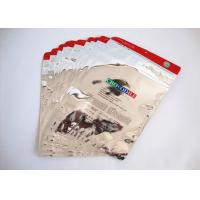 Wholesale Ziplock T Shirt Plastic Packaging Bags For Garment / Aluminium Foil Pouches from china suppliers